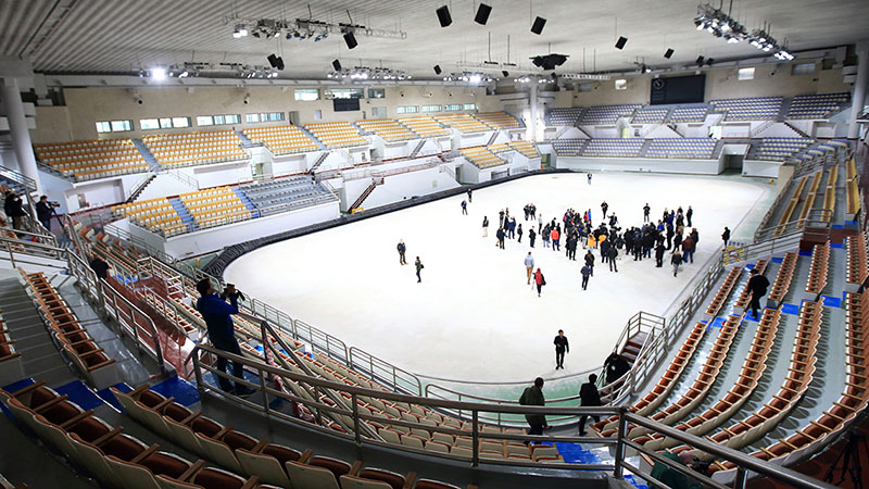 pyeongchang prepares to host the world