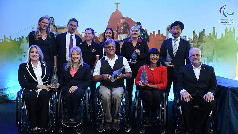 Visa Paralympic Hall of Fame